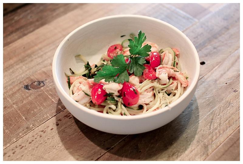 Skinny Shrimp Scampi Recipe