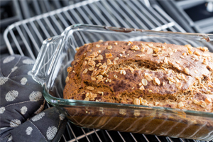 Banana bread recipe that is healthy