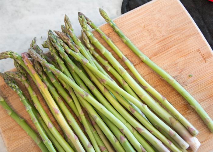 Healthy Asparagus Recips