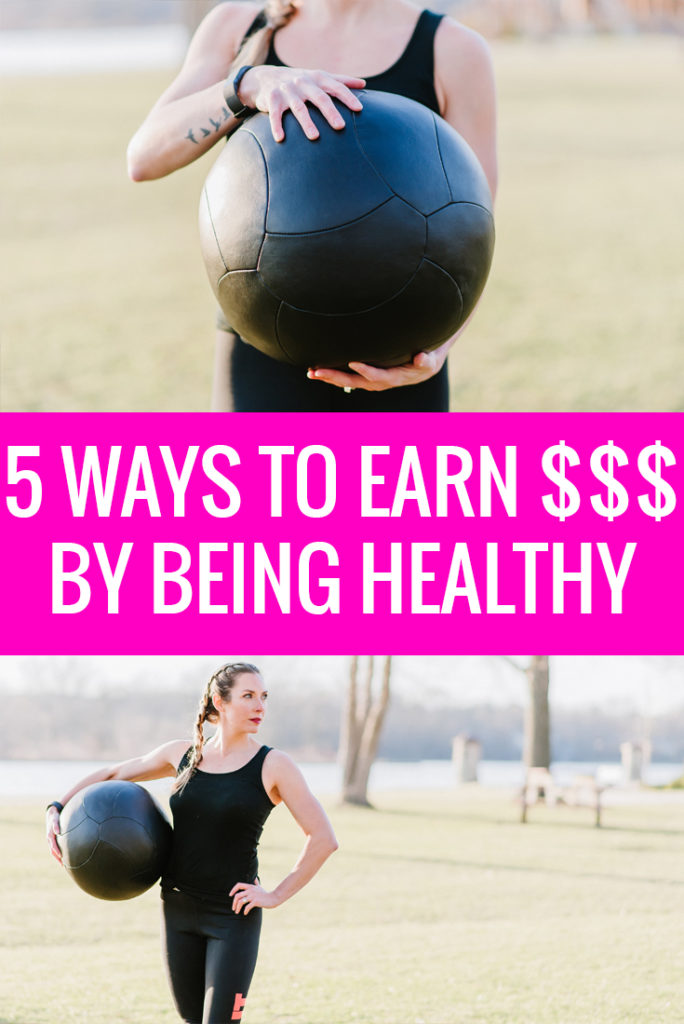 Earn benefits through your fitness routine